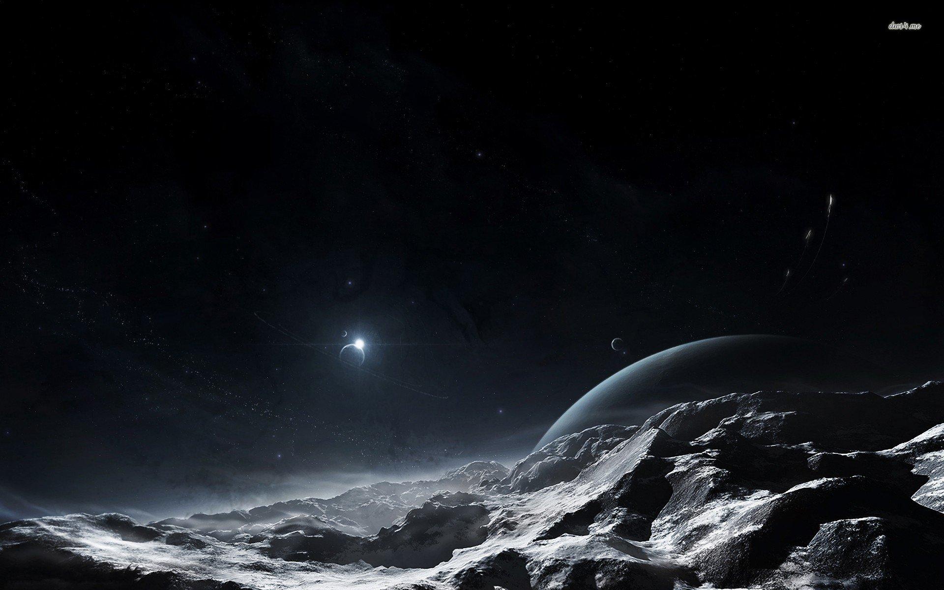 planeta intunecata