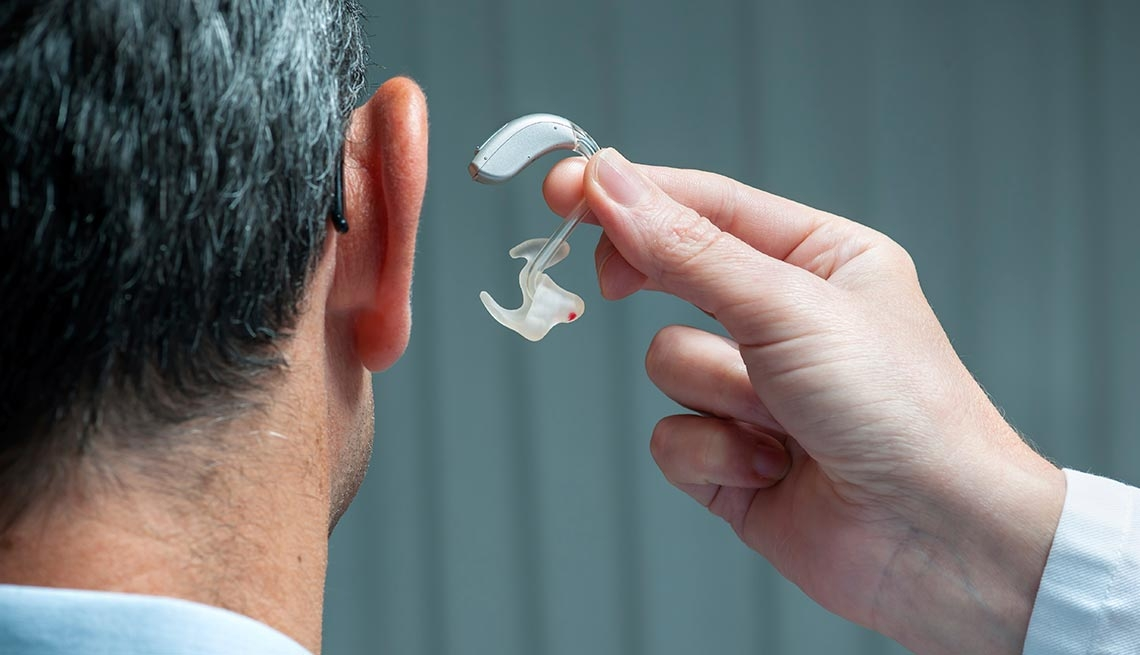 tratament impotriva pierderii auzului