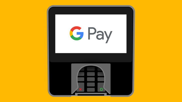 google pay pe web