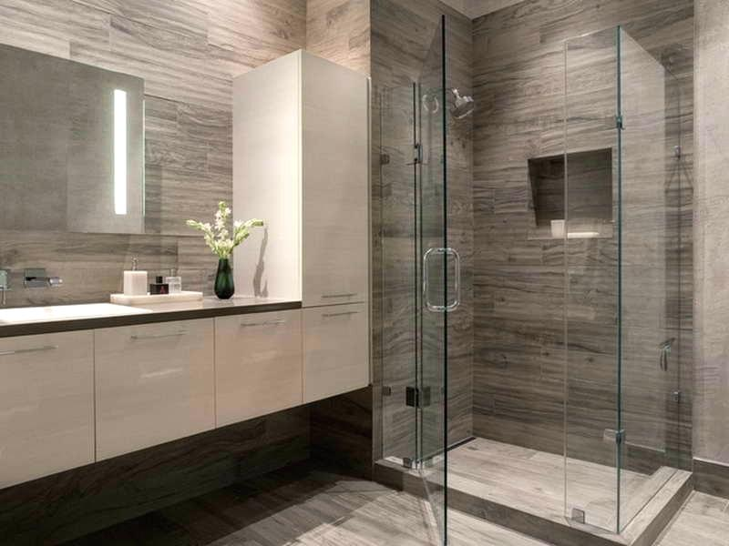 22 Stylish Grey Bathroom Designs Decorating Ideas: Cum Se Monteaza Corect O Rigola De Dus?