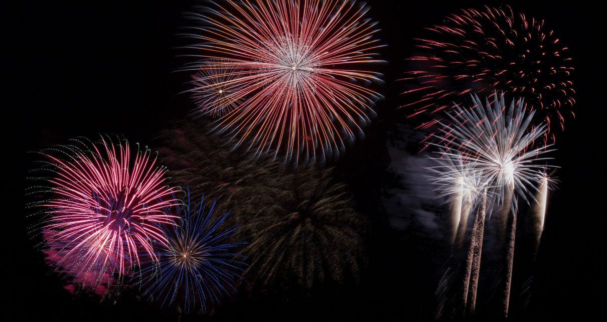 joc de artificii