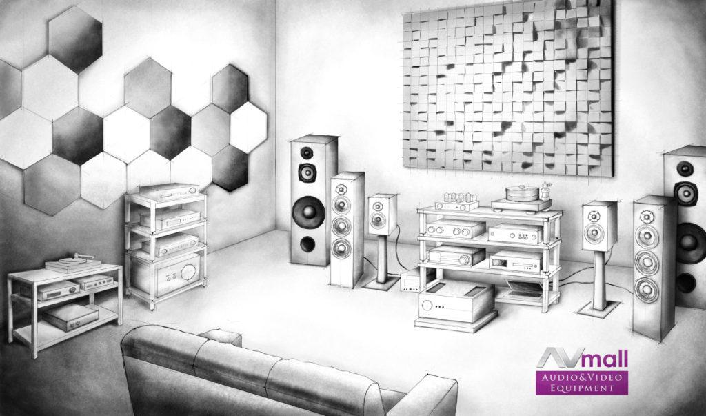 Un nou showroom AVmall, pentru toti pasionatii de sunet si video!