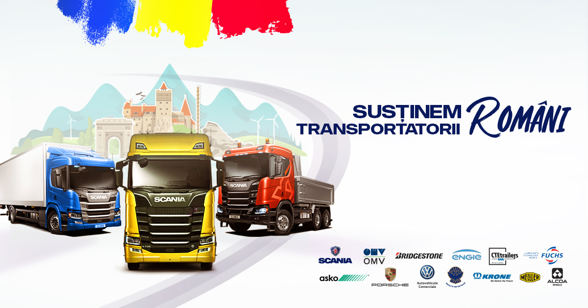 Susținem transportatorii români