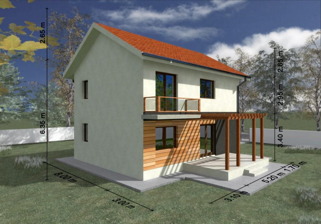 Proiecte case – 3 aspecte esentiale in procesul de construire a casei