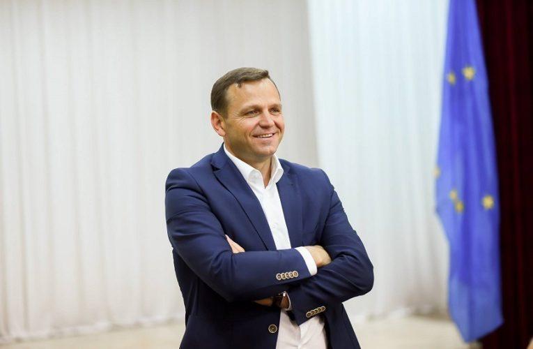 Andrei Năstase va fi noul ministru al Afacerilor Interne în Moldova