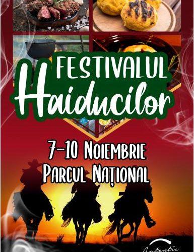 Până duminică sunteți tratați haiducește la Festivalul Haiducilor din București