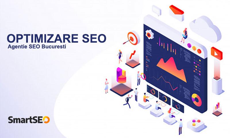 Servicii optimizare SEO Bucuresti. Specialisti SEO SmartSEO.ro