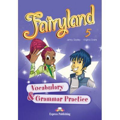 Fairyland 5 – manualele ce il vor ajuta pe copilul sau sa invete usor engleza