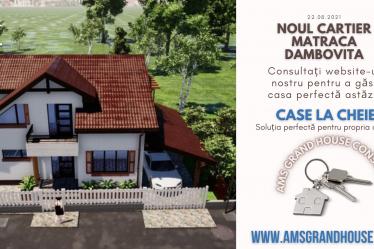 Case de vânzare în Dâmbovița